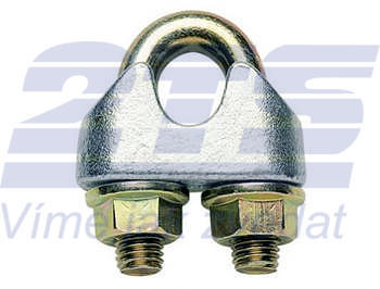 Lanová svorka DIN 1142, průměr 22 mm, Zn