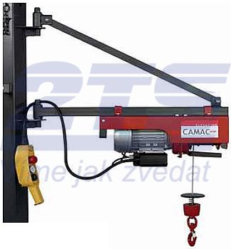 Stavební vrátek Camac MINOR P-150