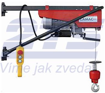 Stavební vrátek Camac MINOR P-200