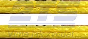 Plochý pás nekonečný dvouvrstvý HBE2 8t,2m, užitná délka - 2