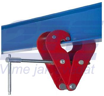 Šroubovací svěrka CTK 1 t, 75-230 mm - 2