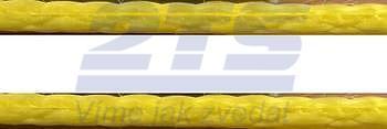 Plochý pás nekonečný jednovrstvý HBE1 4t,3m, užitná délka - 2