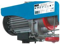Elektrický lanový kladkostroj GSZ 125/250 kg - 2/3