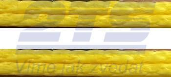 Plochý pás nekonečný dvouvrstvý HBE2 12t,5m, užitná délka - 2