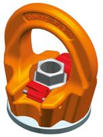 Šroubovací otočný  bod PLGW-SN- M30x45, nosnost 4,9t,basic bez čipu NFC-pro montáž.klíč - 2/7