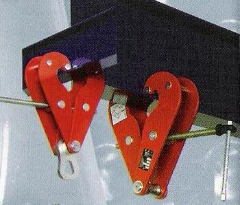 Šroubovací svěrka ZZ-O 2 t, 270-360 mm - 2