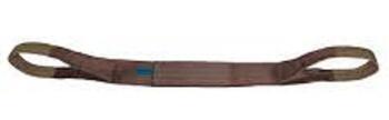 Plochý pás s oky dvouvrstvý HB2 6t,2m - 2