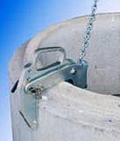 Nosič skruží NS s lanem 2t, 80-120 mm - 2/3