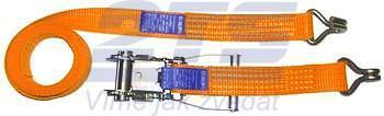 Upínací pás dvoudílný UP2 5t/2,5t, 7m - 2
