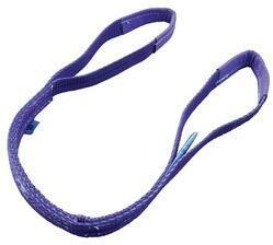Plochý pás s oky dvouvrstvý HB2 1t,15m - 2