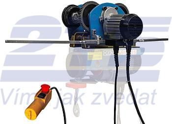 Elektrický pojezdový vozík GLK 1000 kg - 2