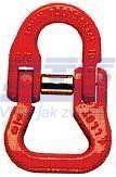 Spojovací člen textilní VGTE průměr 8 mm GAPA1, třída 8 - 2