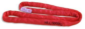 Jeřábová smyčka  RS 5t,2,5m, užitná délka - 2