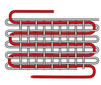 Jeřábová smyčka  RS Magnumplus Spanset 100t, 3m užitná délka - 2
