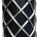 Ocelová navlékací punčocha s očnicí RP 160-2000 - 2