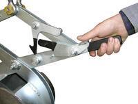 Svěrací kleště na kruhové profily SKR 500kg, 350mm - 2/3