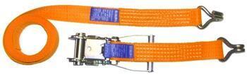 Upínací pás dvoudílný UP2 3t/1,5t, 4 m - 2