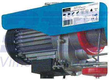 Elektrický lanový kladkostroj GSZ 300/600 kg - 2