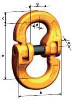 Spojovací člen CW průměr 8 mm, třída 10 - 2/2