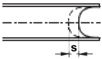 Lanová očnice DIN 6899 typ B, průměr 13mm - 3/3