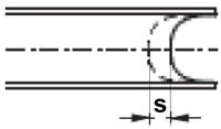 Lanová očnice DIN 6899 typ B, průměr 5mm - 3/3