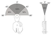 Vertikální svěrka CS-H 2 t, 0-35 mm - 3/3