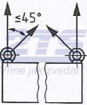 Matice s okem DIN 582 M8 - 3