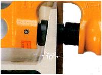 Šroubovací svěrka WF 2 t, 3-45 mm - 3/4