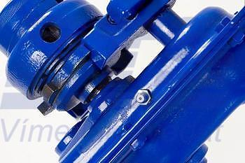 Hřebenový zvedák s přestavitelnou opěrou 15-00, nosnost 2,5 t, ráčnoklika - 3
