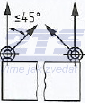 Šroub s okem DIN 580 M22-pozinkovaný-C15E,nosnost 1200g - 3