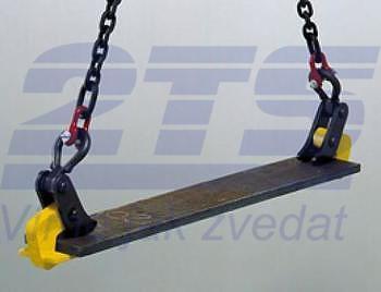 Horizontální svěrka CAMLOK HH8, nosnost v páru 8t, sv. 5-50mm - 3