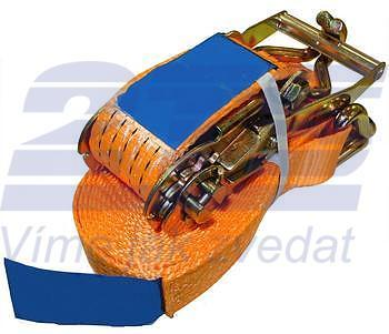Upínací pás dvoudílný UP2 5t/2,5t, 7m - 3