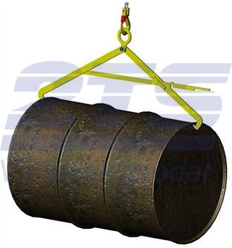 Nosič sudů VSHW 0,6 t, 500-900 mm - 3
