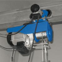 Elektrický pojezdový vozík GLK 1000 kg - 3/4