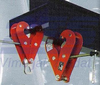 Šroubovací svěrka ZZ 5 t, 300-415 mm - 3