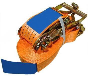 Upínací pás dvoudílný UP2 3t/1,5t, 4 m - 3