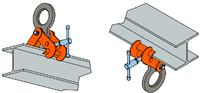 Šroubovací svěrka SVSW 5 t, 150-560 mm - 4/4
