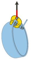 Šroubovací svěrka SCCW 3 t, 0-60 mm - 4/7