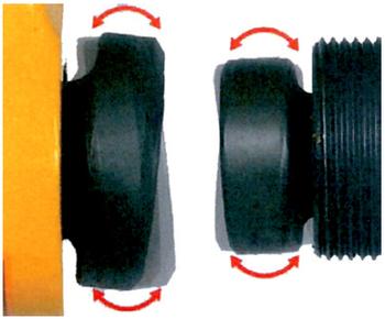 Šroubovací svěrka WF 2 t, 3-45 mm - 4