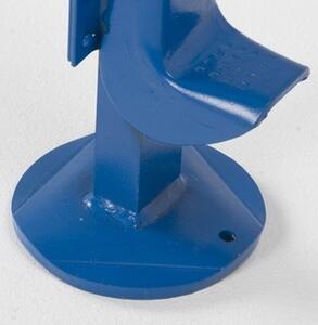 Hřebenový zvedák s přestavitelnou opěrou 15-00, nosnost 2,5 t, ráčnoklika - 4