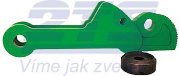 Vertikální svěrka VEMPW-H 4,5t, Extra-Hart, 0-45 mm - 4