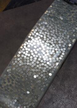 Polyuretanová ochrana oboustranná s kovovou výstuží SF2-A šíře 50mm - 4