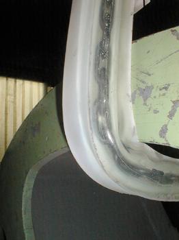 Polyuretanové ochranný návlek vnitř. pr.14 mm  pro ocel. lano pr.12 mm - 4