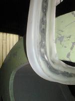 Polyuretanové ochranný návlek vnitř. pr.14 mm  pro ocel. lano pr.12 mm - 4/4