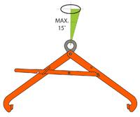 Nosič sudů VSHW 0,6 t, 500-900 mm - 4/4