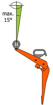 Nosič sudů VKHW 0,6 t - 5