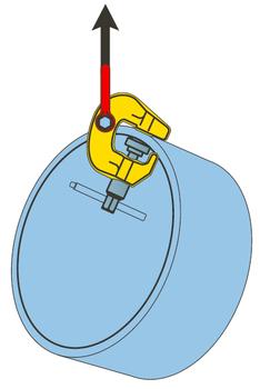 Šroubovací svěrka SCCW 3 t, 0-60 mm - 5