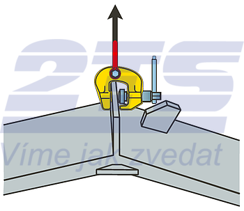 Šroubovací svěrka SCCW 3 t, 0-60 mm - 7